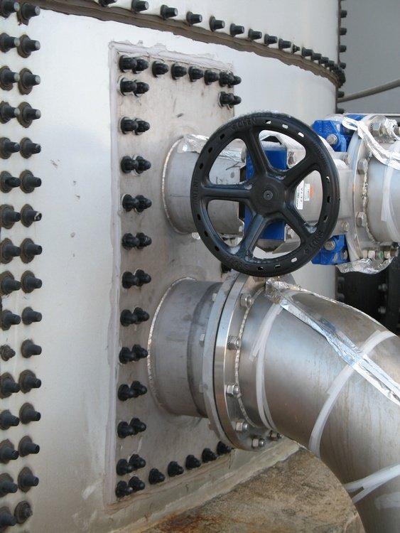 New entries into the tanks solution<br />Spolchemie Usti
